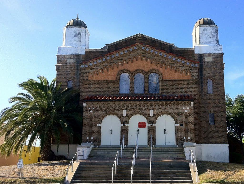Closed Church, Корпус-Кристи