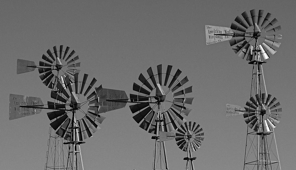Wind Mill City, Лаббок