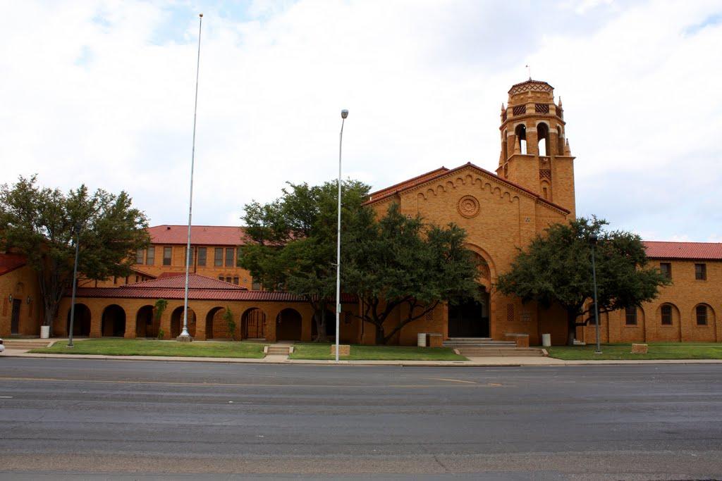 Lubbock High School, Лаббок