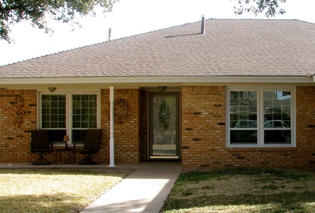 Lubbock, TX  Windows, Лаббок