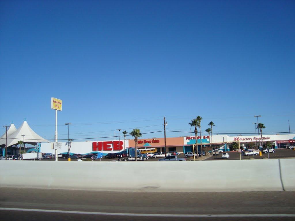 HEB del Mall, Ларедо