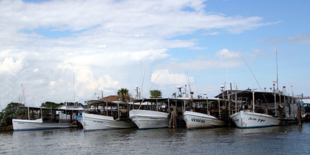 Mishos Seafood Lugger Fleet, Лейк-Ворт