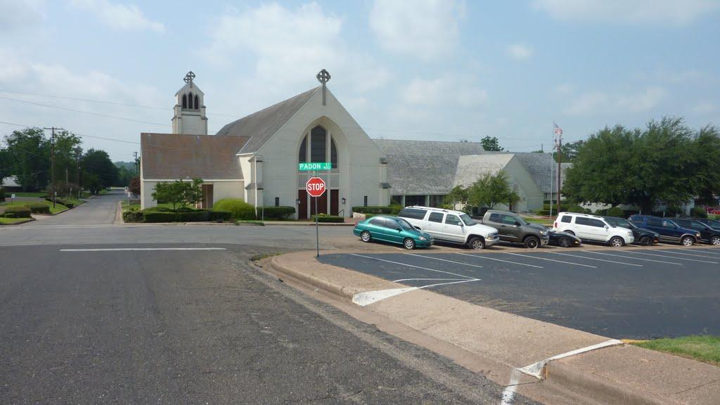 Trinity Episcopal Church, Лонгвью