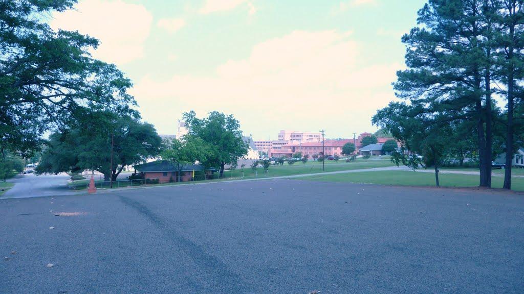 View of Good Shepherd Hospital Area, Лонгвью