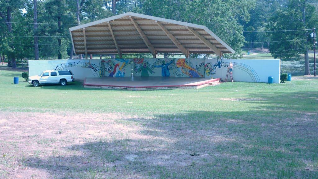 Teague Park Amphitheater, Лонгвью