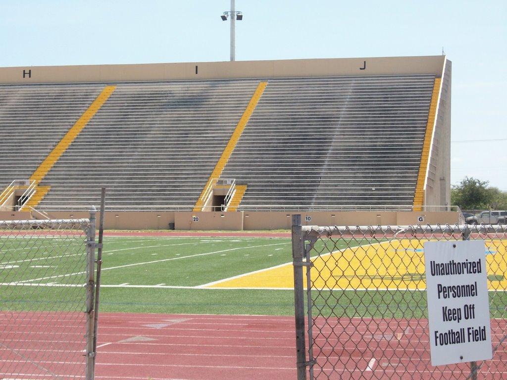 Stadium, Мак-Аллен