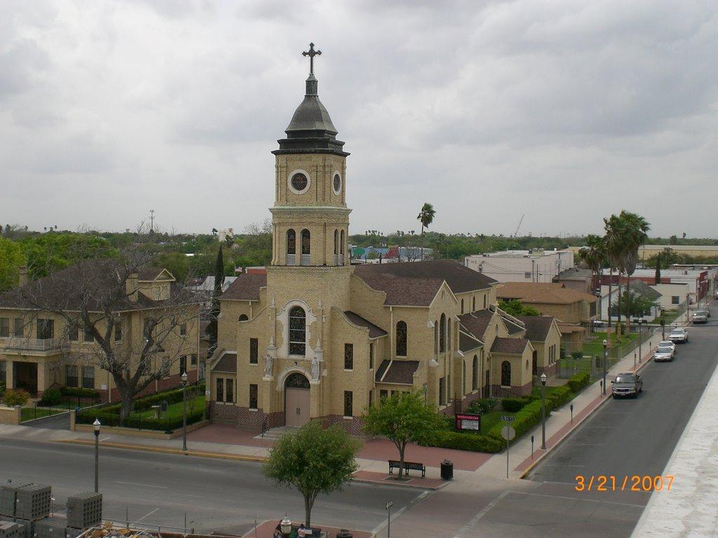 church McAllen, Мак-Аллен