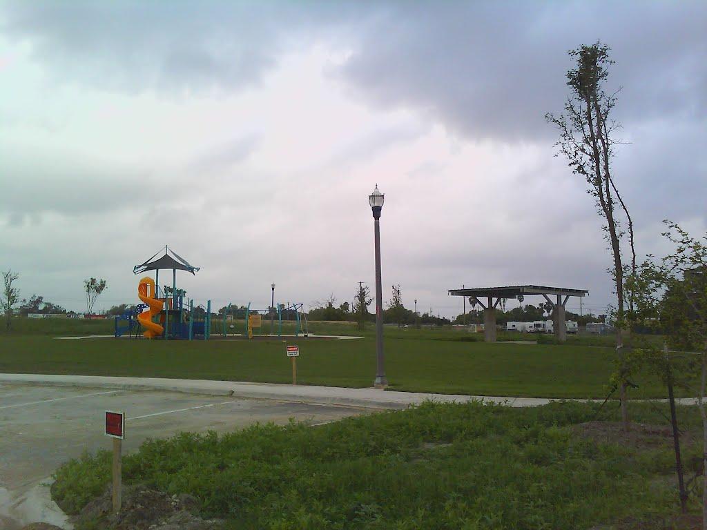Firemans Park., Мак-Аллен
