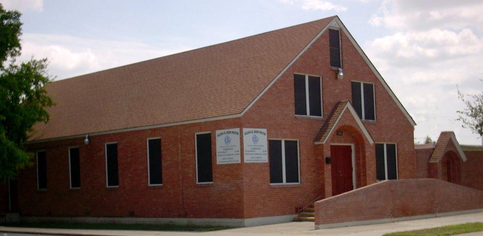 """Iglesia """"El Buen Pastor"""" Alianza Cristiana y Misionera, Мак-Аллен"""