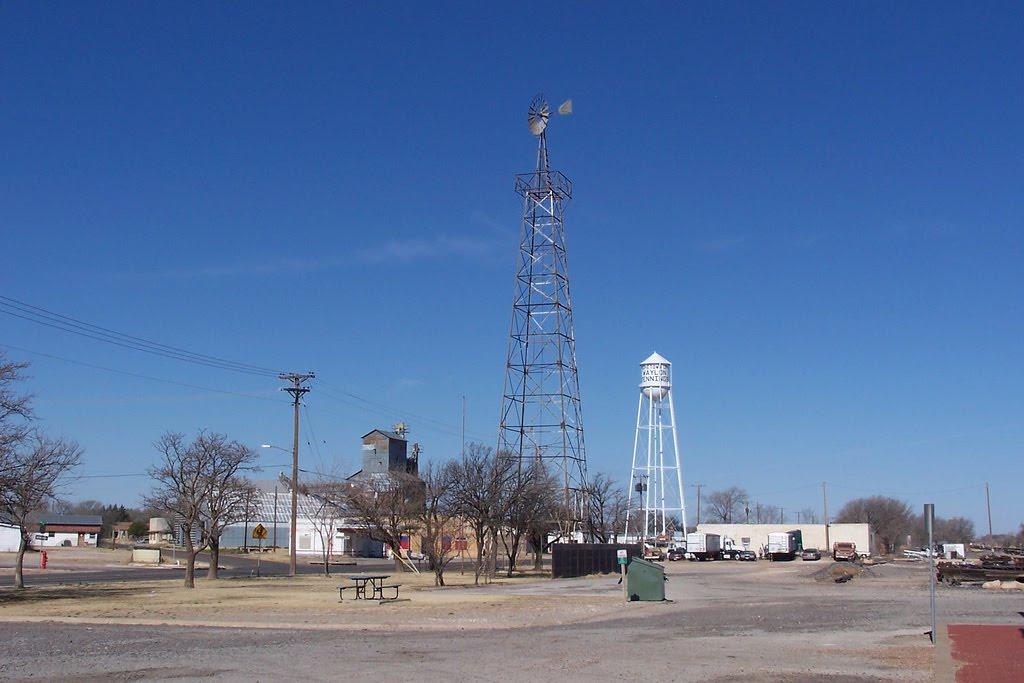 Littlefield, Texas Skyline, Нью-Хоум
