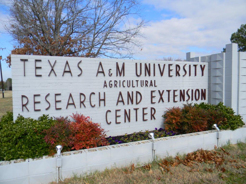 TAMU Research Facility Overton TX, Овертон