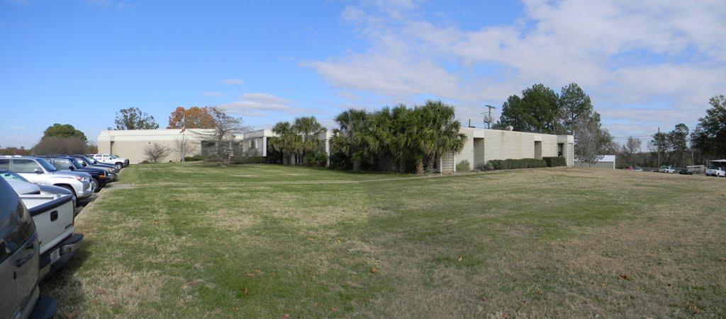 TAMU Research Facility Overton, TX, Овертон
