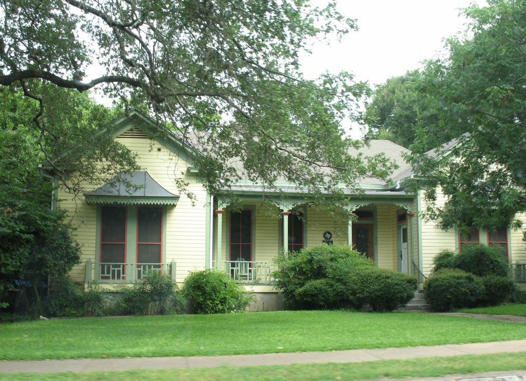 William Green Hill House, Остин