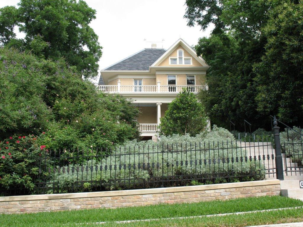 Taylor House, Остин