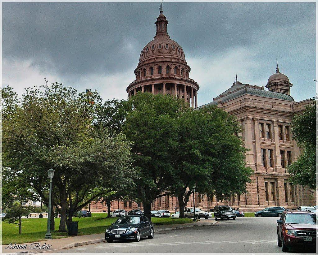 State Capitol, Austin, TX, USA, Остин