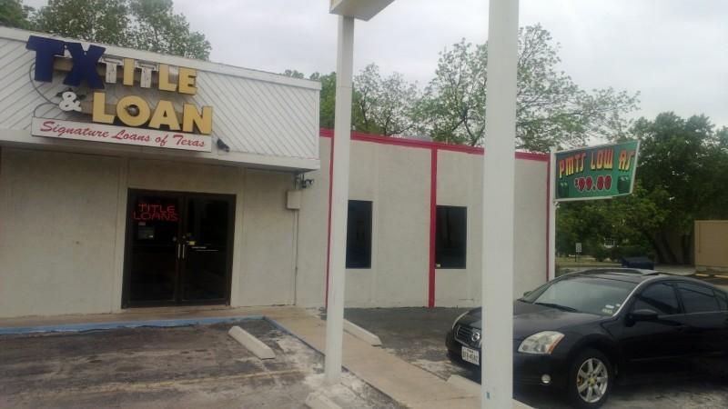 Payday Loan Houston Texas, Пайни-Пойнт-Виллидж