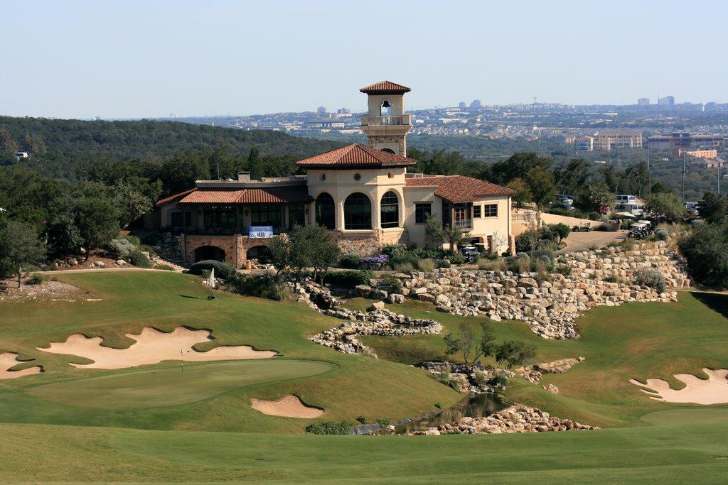La Cantera Golf Club - Palmer Course, Пирсалл