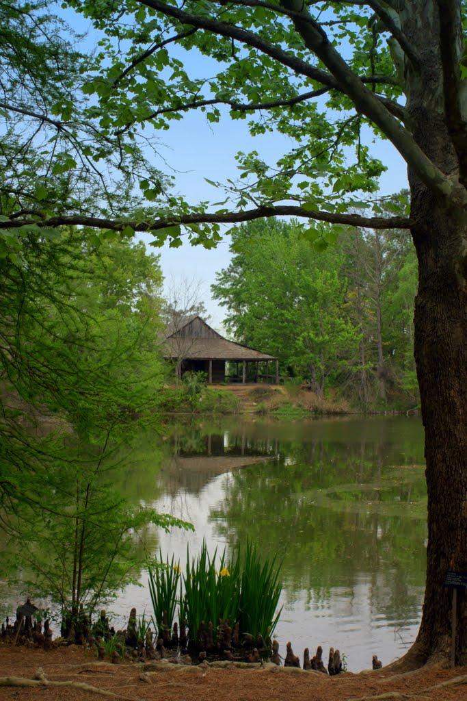 Botanical Garden, Пирсалл