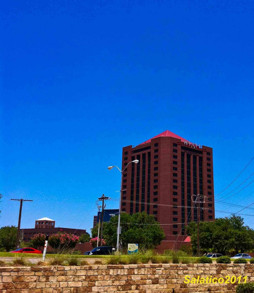 Hyatt Hotel, Richardson, TX, USA, Ричардсон