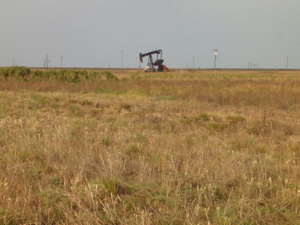 Meine Ölquelle, Ричланд-Хиллс