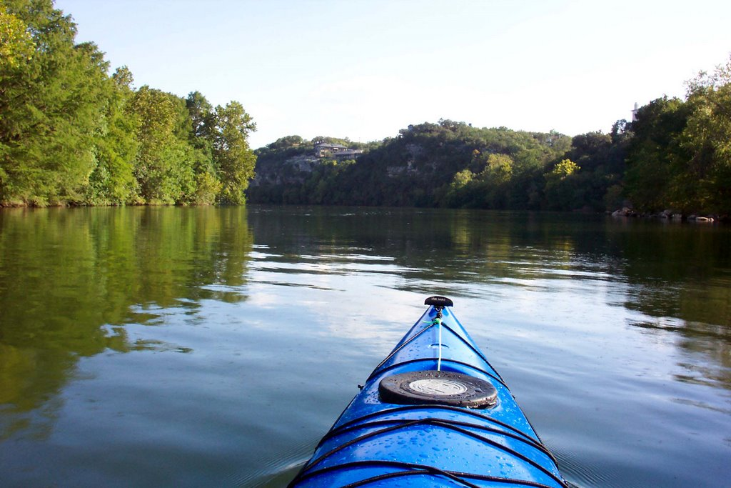 Kayaking around Red Bud Isle, Роллингвуд