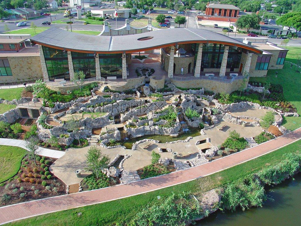 San Angelo Visitor Center, Сан-Анжело