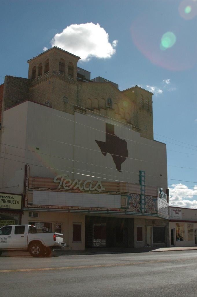 Texas State Theater, Сан-Анжело