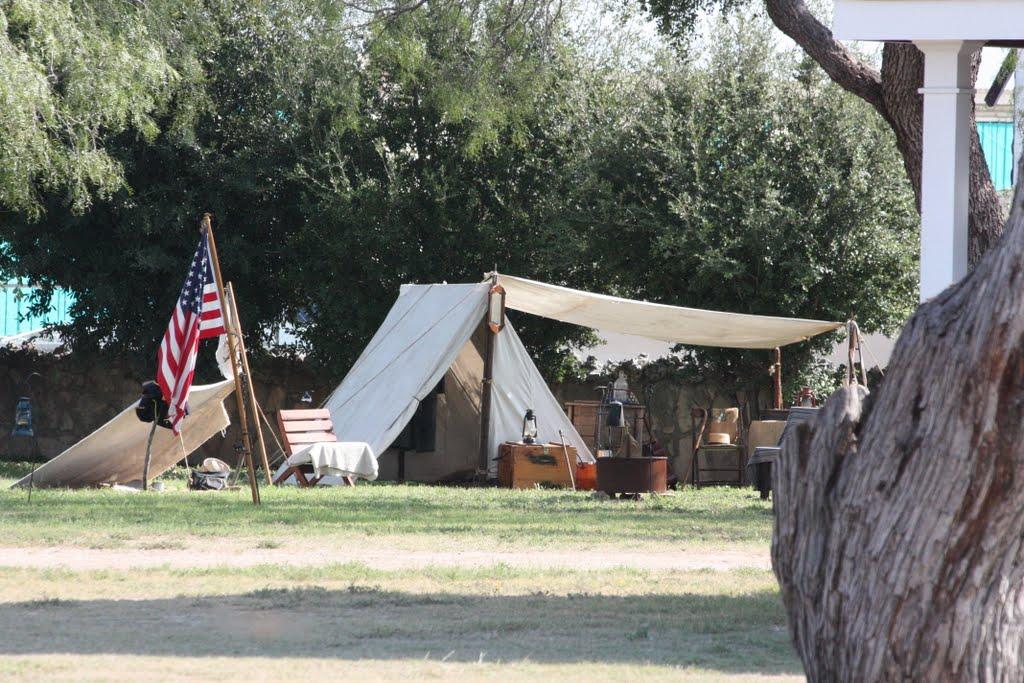 Camp, Сан-Анжело