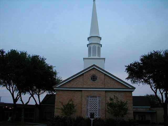 Baptist Memorials Retirement Chapel, Сан-Анжело