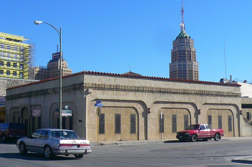 San Antonio, Texas, Сан-Антонио