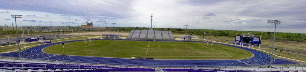Bobby Morrow Stadium, Сан-Бенито