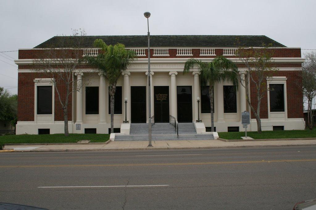 Old Post Office, Сан-Бенито