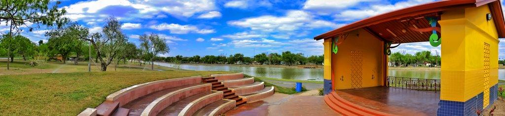 Heavin Amphitheater and park, Сан-Бенито