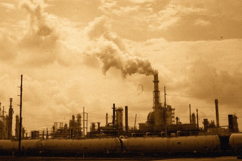 Texas City Texas Refineries, Слатон