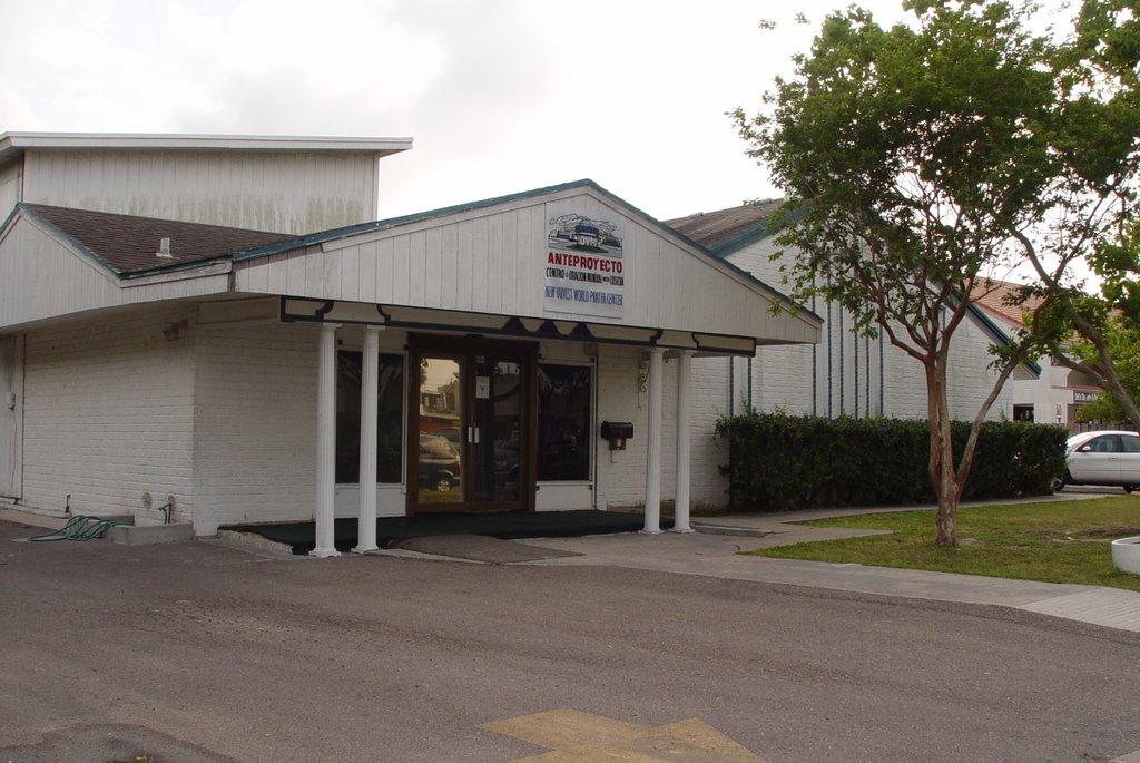 20080620-CCLVI-New Harvest Transformation Center-Corpus Christi, Тафт