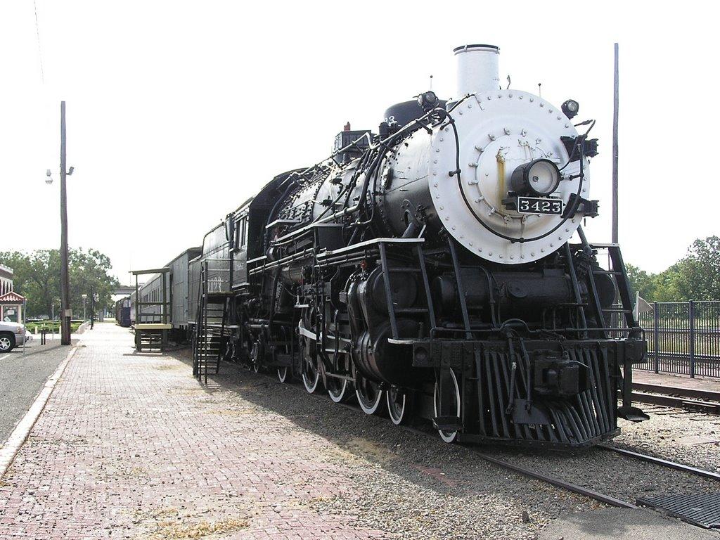 Railwaymuseum Temple Texas, Темпл