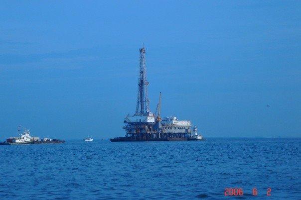 Oil Rig, Террелл-Хиллс