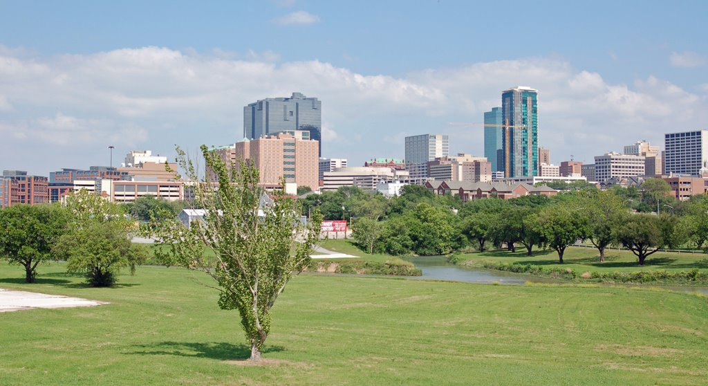 Fort Worth Skyline 1, Форт-Уэрт