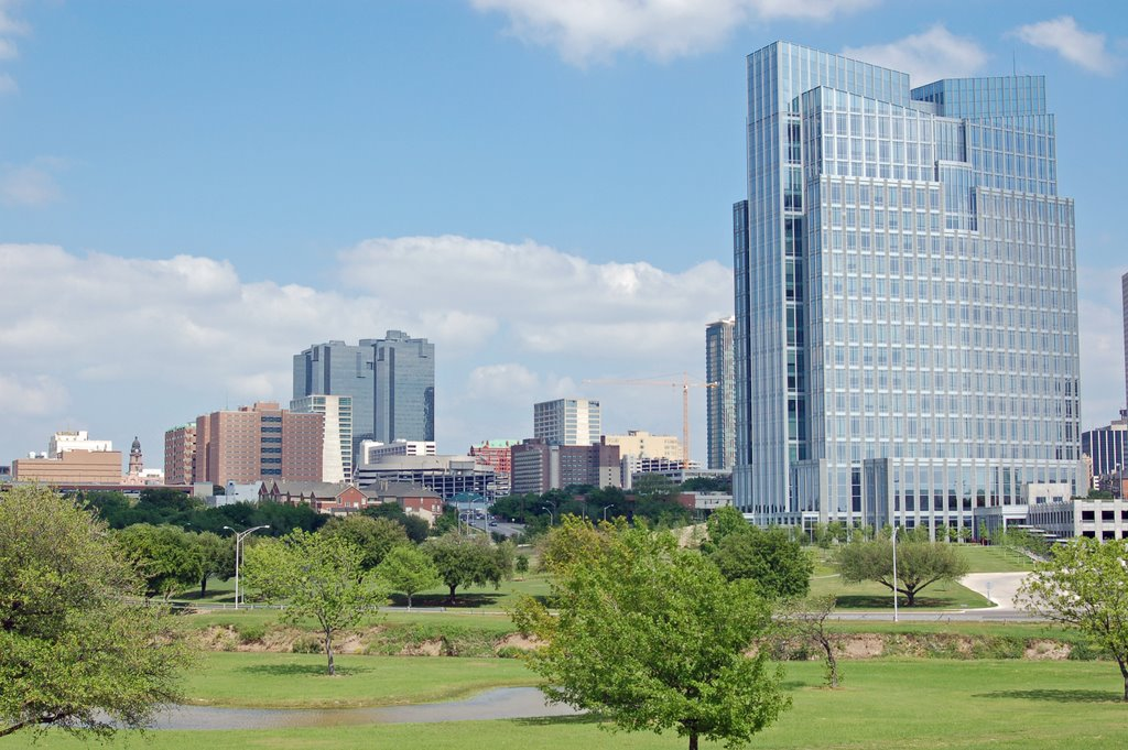 Fort Worth Skyline 3, Форт-Уэрт