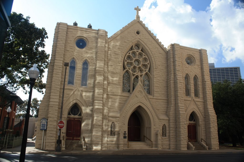 St. Patrick Cathedral-Fort Worth, Форт-Уэрт