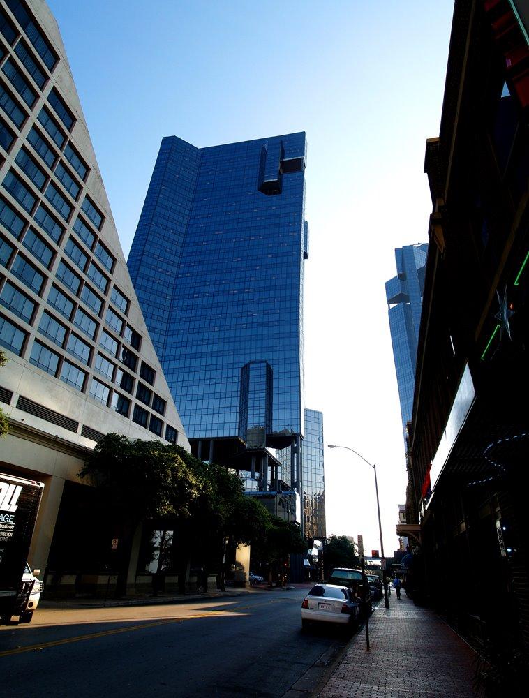 Wells Fargo Towers Fort Worth Texas, Форт-Уэрт