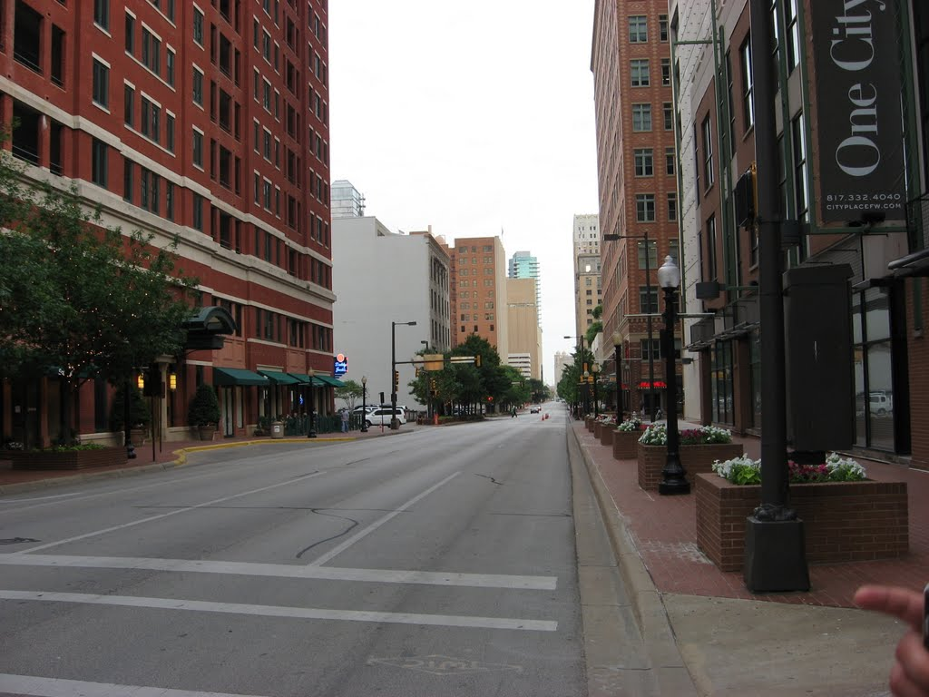 Fort Worth Down Town, Форт-Уэрт