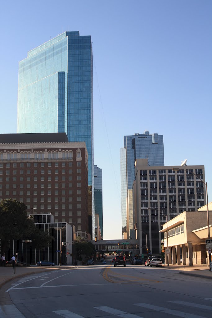 Commerce St.-Fort Worth-Texas, Форт-Уэрт