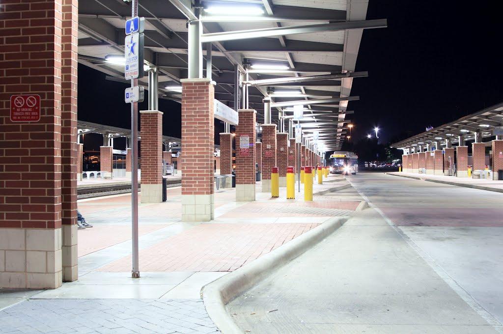 Estación del Tren-Fort Worth-Texas, Форт-Уэрт