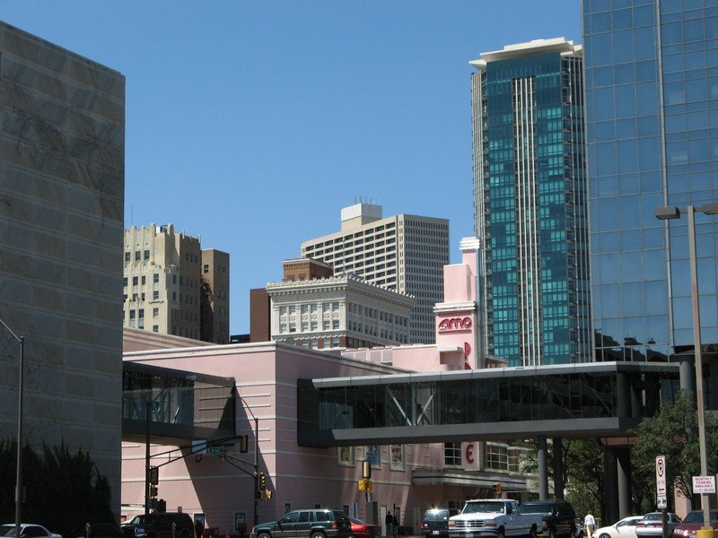 3rd St View, Fort Worth, Форт-Уэрт