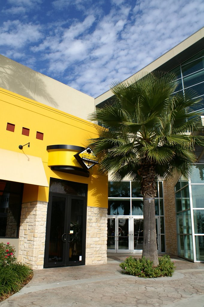 CPK, Memorial City Mall, Houston, TX, Хедвиг-Виллидж
