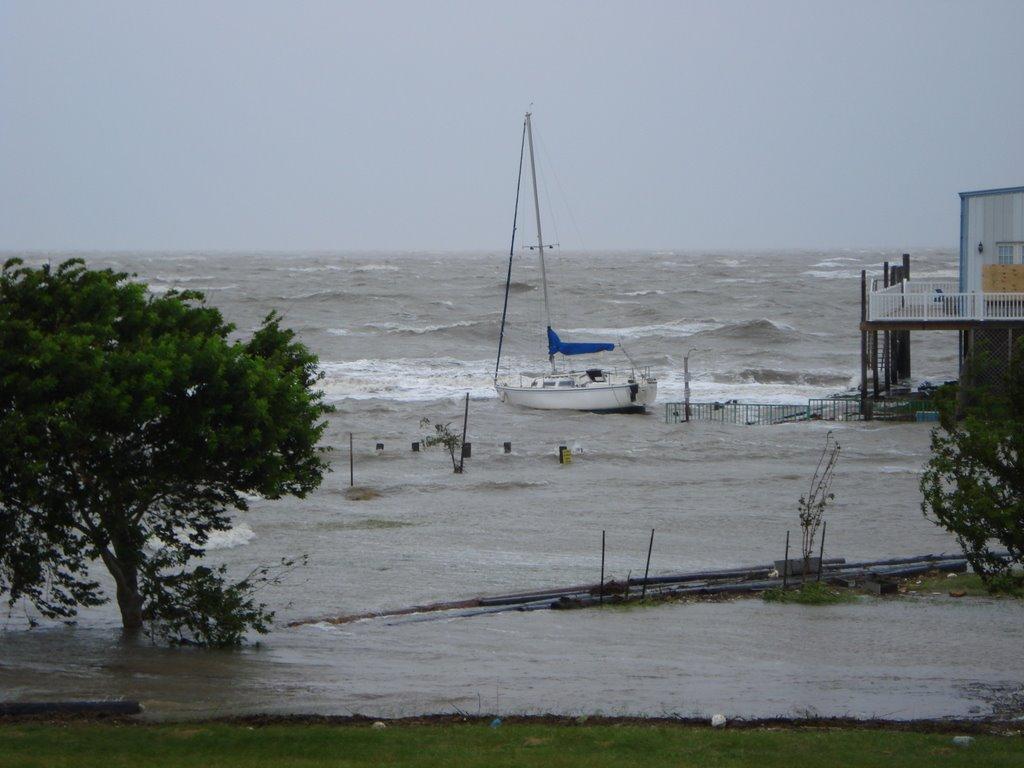 Hurricane Ike 08, Худсон