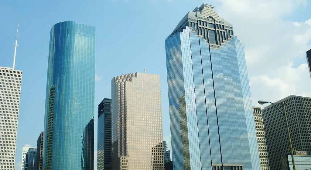 Blue giants, Хьюстон