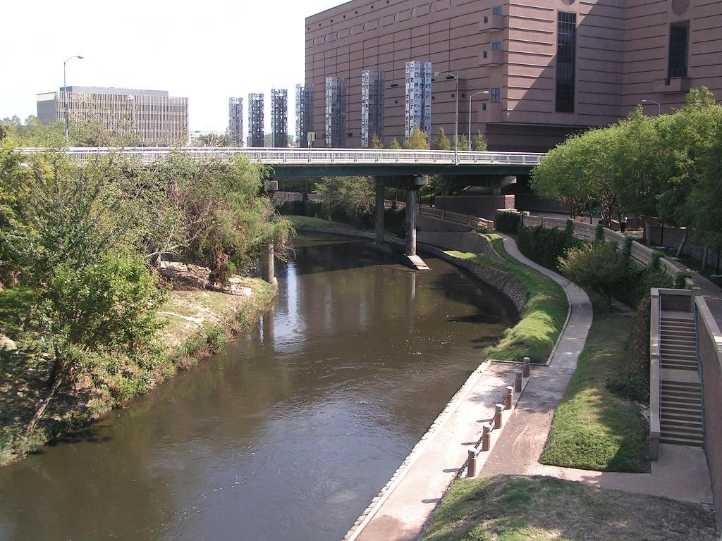 River Walk, Houston, Хьюстон