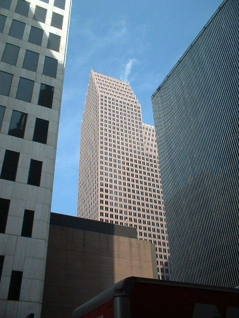 Houston Downtown, NationsBank (01-2003), Хьюстон